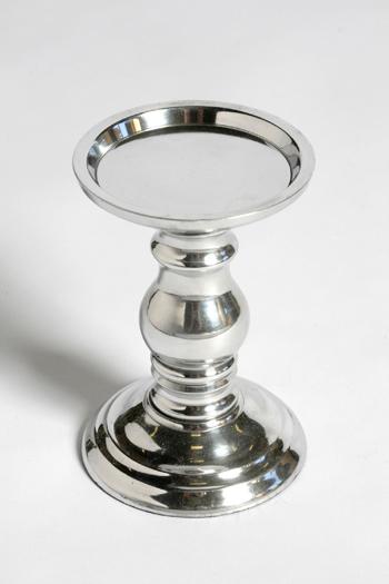 Aluminium Candelholder Small